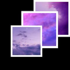 clouds purple photos original madebyme purpleclouds extra