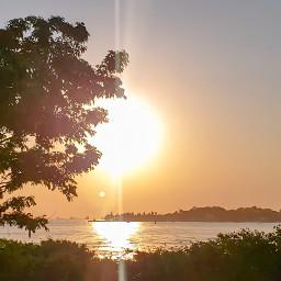 nature myphotography sunset sea mar freetoedit pcmothernature mothernature