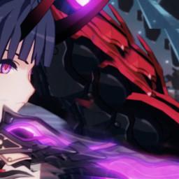 honkaiimpact hi3 houkaiimpact3rd houkai meiraiden anime animegirl oni herrschermei