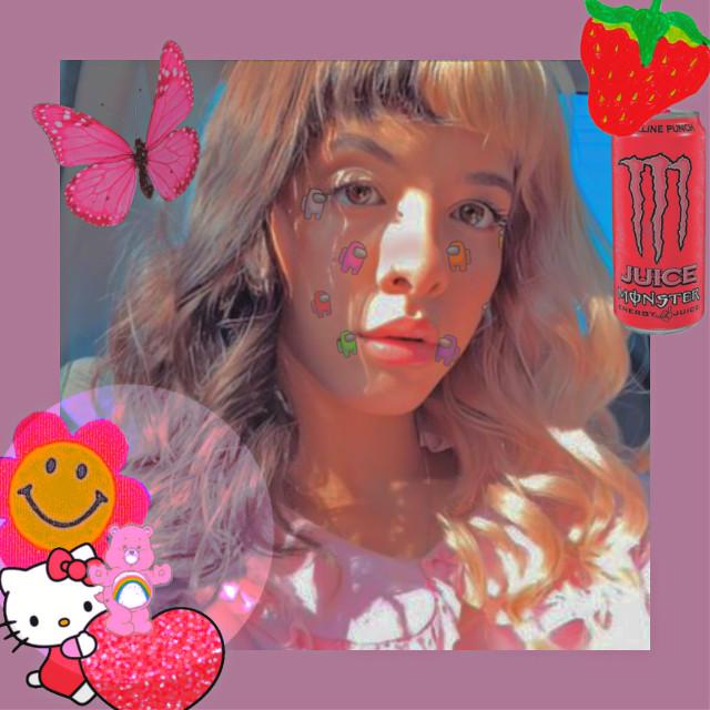 #indie #girl #melanie #martinez #indiegirl #y2k #hello #kitty #monster #among #us #aesthetic #cute #hellokitty #pink #red #amongus #kidcore