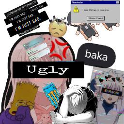depression depressededit joji aesthetic weeb sad bartsimpson baka haikyuu ugly worthless anime freetoedit