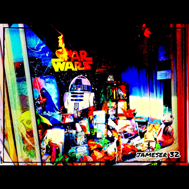 #photography #70s #80s #colorful #sci-fi #space #Star-Wars #fantasy #movies