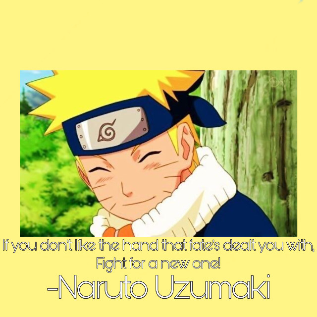 """""""If you dont like the hand that fate's dealt you with, fight for a new one!"""" -Naruto Uzumaki  💖Hey everyone💖   ✨Follow my main account: @astrids_naruto_editz✨ ✨Follow my sister: @queenie_naruto_draw✨  💖Have a amazing day 💖 HashTagz: #Naruto #narutoshippuden  #narutouzumaki  #narutoedit  #narutofan  #narutowallpaper  #narutoanime  #narutocommunity  #narutoquote #quote #inspirational  #inspired  #inspiring  #inspiringquotes  #interesting  #japan  #feelgood #anime  #animequotes  #animeaesthetic  #animeedit  #animeboy  #animeedits  #animefan"""