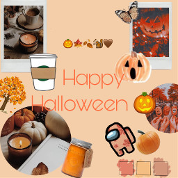 happyhalloween fall autum cute loveyaa