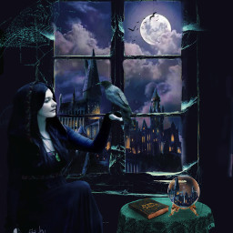 freetoedit halloweenfun halloweenedit halloweenspirit witch