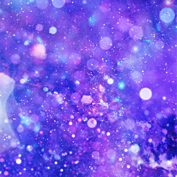 freetoedit glitter sparkle galaxy bokeh bubbles shimmer purple blue pattern stars glitz bling art background overlay wallpaper