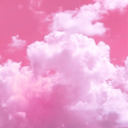mypic pink clouds remixit freetoedit