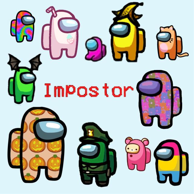 #amongus #imposter #game