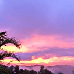 sunset cloudsandsky skylover naturephotography clouds pinksky cottoncandyclouds freetoedit