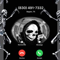 reaper zoom duo halloween skeleton freetoedit eczoombackgroundsvibes zoombackgroundsvibes