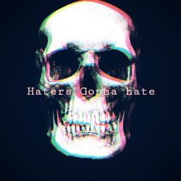 hatersbackoff