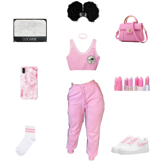 Pink Fashion #blackgirlfashion #pink #stylegirl