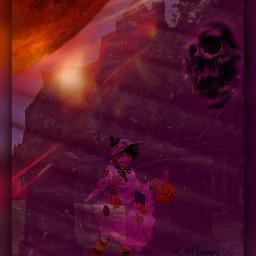 halloween happytaeminday happyhalloween autumn herbst autumncolors autumnart fantasy fantasyart phantasy phantasytour gruselig🤨🤡 gruselalarm gruselgeschichte freetoedit gruselig