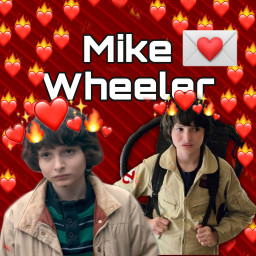 interesting mikewheeler mikeweeleredits mikewheeleraesthetic mikewheelerstrangerthings freetoedit