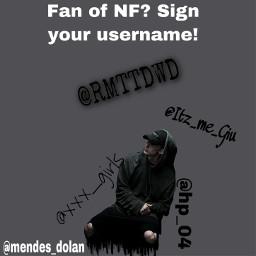 coronavirus nf nfrealmusic taglist username fan
