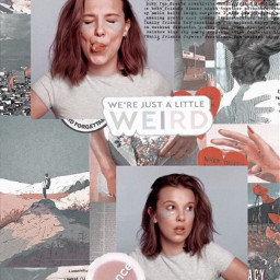milliebobbybrown florencebymills interesting edit picsart happy happybirthday birthday day bday happybday milliebrown strangerthings enolaholmes godzilla millie milliebobby louispartridge usa america england uk florence makeup skincare