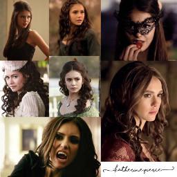 katherinepetrova katherinepierce thevampirediaries tvd vampire freetoedit