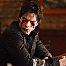 freetoedit damonsalvatore iansomerhalder thevampirediaries tvd vampire blut blood theoriginals legacies rippah
