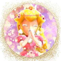 princesspeach supermariogalaxy freetoedit
