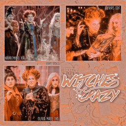 hocuspocus sandersonsisters witches fall fallseason