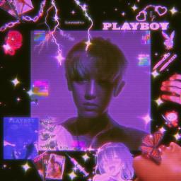 chanyeol chanyeoledit chanyeolpark chanyeolexo exo exochanyeol exoedit playboy cyber cyberedit cybercore cyberghetto anime prequel