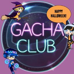 gachalife gachaclub halloween freetoedit ecgachaclubhalloweenparty gachaclubhalloweenparty