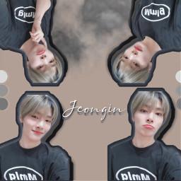 jeongin straykids kpop korea cute freetoedit