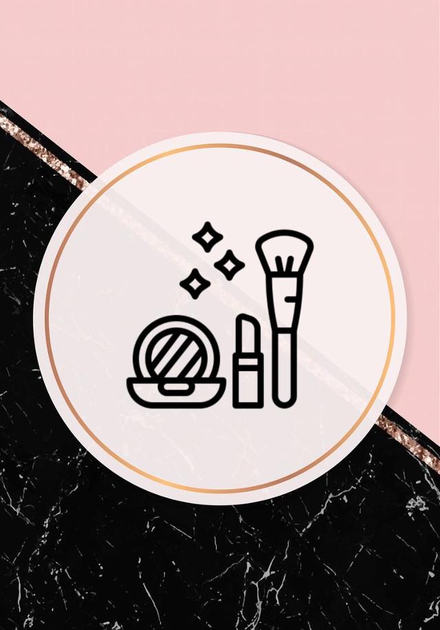 #icon #sticker #instagram #destaquesdoinstagram #freetoedit #destaquesinstagram #destaqueinstagram #destaquesinsta #tumblr #tumblrstickers #rosa #rosegold #black #makeup #aesthetictumblr #instagram