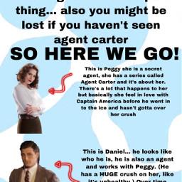 agentcarter peggy peggycarter avengers marvel marvelogic marvellogic theory freetoedit