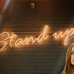 legacies hope hopemikaelson actress standup girlpower freetoedit ecneonsign neonsign