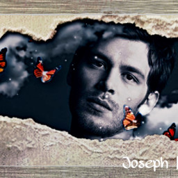 josephmorgan joseph actor theoringnals vampirediaries model freetoedit rcrippedpaperaesthetic rippedpaperaesthetic