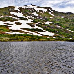 naturephotography nature mountainpass mountainlake colorado freetoedit