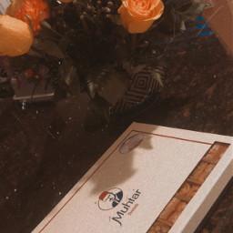 baklava sweets flowers home