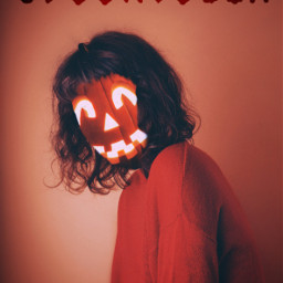 freetoedit halloween hellopicsart mrlb2000 remix cool lol pumpkin