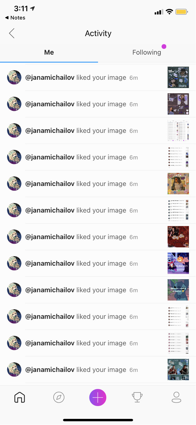 """Thank you so much for the spam likes @janamichailov #tysm                                                                                        Repost to join taglist                                                     Comment """"🍭"""" to be added to taglist.                                  Go follow                                                                                     @jessa_lou7                                                                             @_fangirl_hp_marvel_                                                              @clix_z5                                                                                   @janamichailov"""