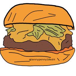 burger🍔 burger