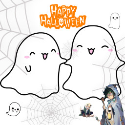 halloween mha bnha deku bakugou izuocha bakudeku tododeku kacchako gacha gachalife gachaclub ghost wearamask freetoedit ecgachaclubhalloweenparty gachaclubhalloweenparty