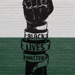 blacklivesmatter graffiti freetoedit