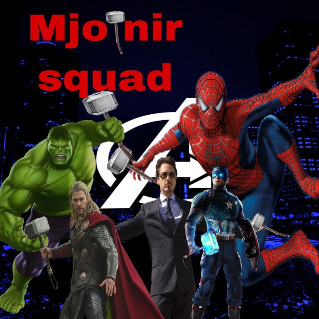 #Mjolnir squad