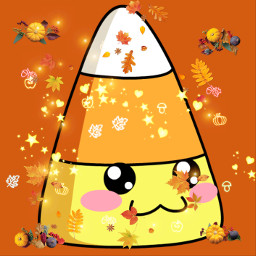 halloween candycornlover freetoedit