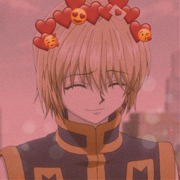 kurapika hunterxhunter animeicons anime freetoedit