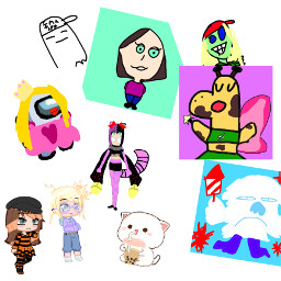 freetoedit edits cute gacha drawing draw art drawart ibispaintx
