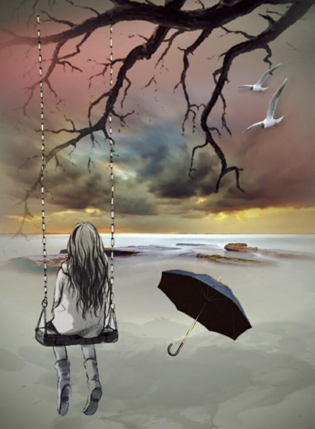 #view #umbrella