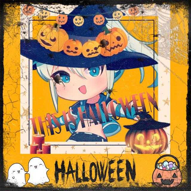 #hallowen #gachahalloweenchallenge