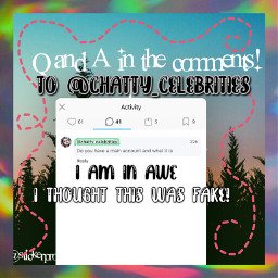 stickerpoducer chatty_celebrities freetoedit