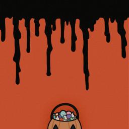 freetoedit wallpaper spooky halloween cutehalloween