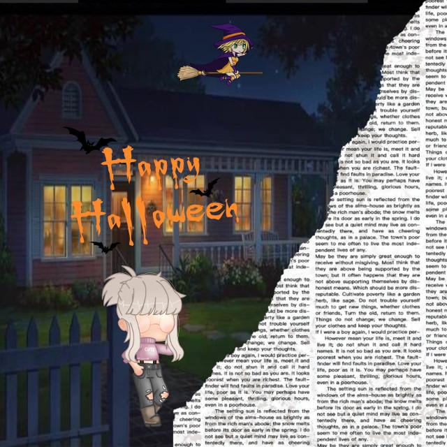 #gachalifehalloweenoc #halloween #gachalife #gacha #witches #competition #fun