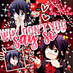 lovechunibyoandotherdelusions edit freetoedit