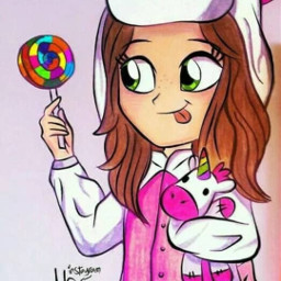 my unicornio🌈 unicorngirl girly lovely💗 likesforlikes rimixit freetoedit follow4follow wlf wallpaperedit✨ unicornio lovely wallpaperedit