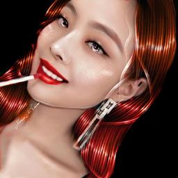 beautiful kpop remix makeup change art freetoedit